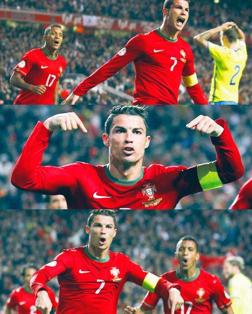 Is Cristiano Ronaldo.