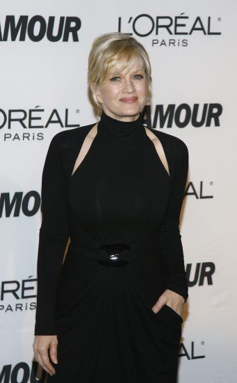 Diane Sawyer attends the Glamour Women Of The Year Awards at Lincoln Center's Avery Fisher Hall on November 5, 2007 in New York City. RD/ Leon / Retna Digital   (born 1945)