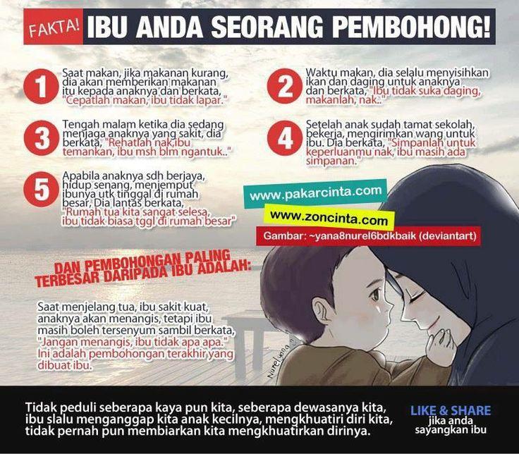 5 Pembohongan ibu yang penuh hikmah dan kasih sayang