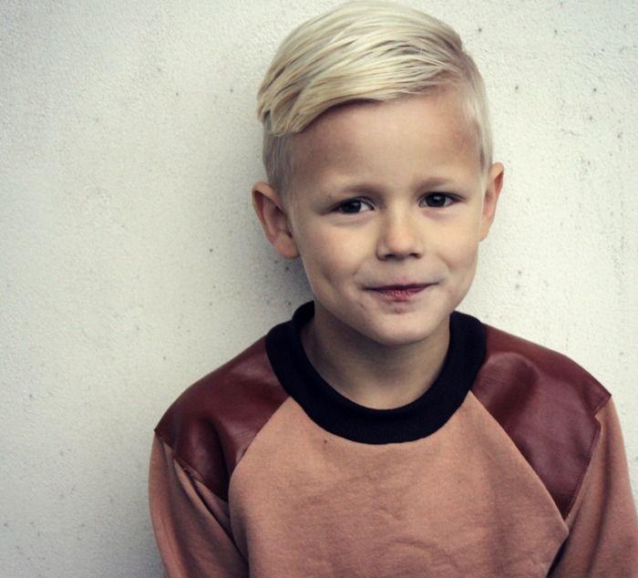 Boys Hairstyles Haircuts Hairdo Kapsel Jongen