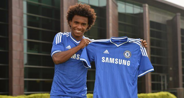 WILLIAN TRANSFER COMPLETED | Standard Article | Official Site | Chelsea Football Club