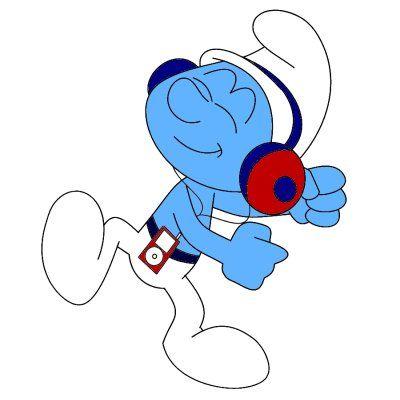 Dancer Smurf
