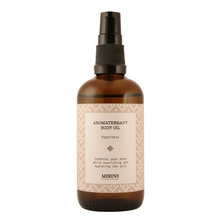 Aromatherapy Body Oil Happiness - Our Happiness aromatherapy line consists of a uplifting blend of sweet orange, mint and rose geranium essential oils Hydrating and nourishing blend. Argan oil especially is rich in fatty acids and antibacterial agents Apply after shower or bath Ingredients Apricot kernel Oil (Prunus armeniaca), Jojoba Oil (Simmondsia chinensis), Argan Oil (Argania spinosa); Essential Oils