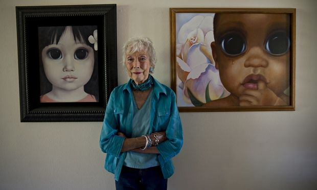 The big-eyed children: the extraordinary story of an epic art fraud - In the 1960s, Walter Keane was feted for his sentimental portraits that sold by the million. But in fact, his wife Margaret was the artist, working in virtual slavery to maintain his success.