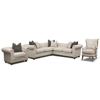 25 Best Ideas About Beige Sectional On Pinterest Large