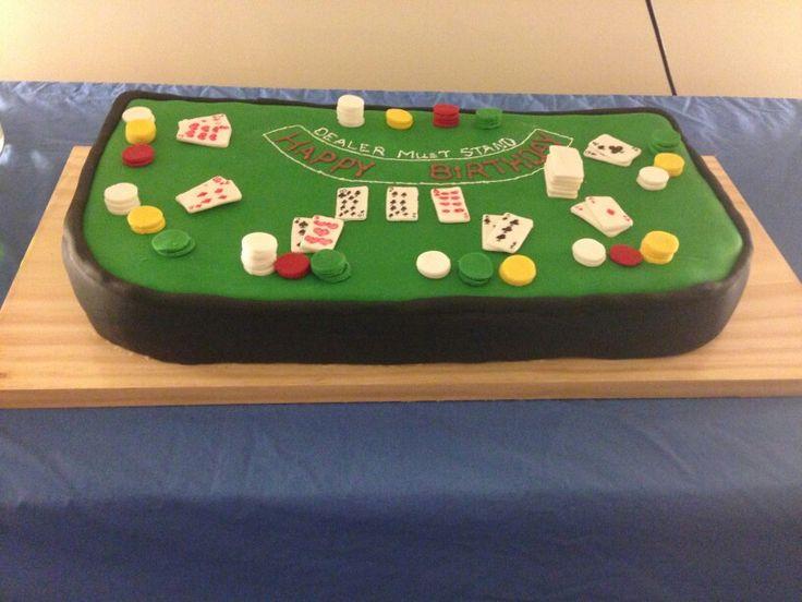 Luke 30th cake