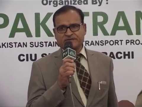 Workshop on Sustainable Transport