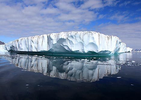 Melting Polar Ice Sheets Overtake Glaciers As Main Cause of Sea Level Rise - One Foot By 2050 Possible : TreeHugger