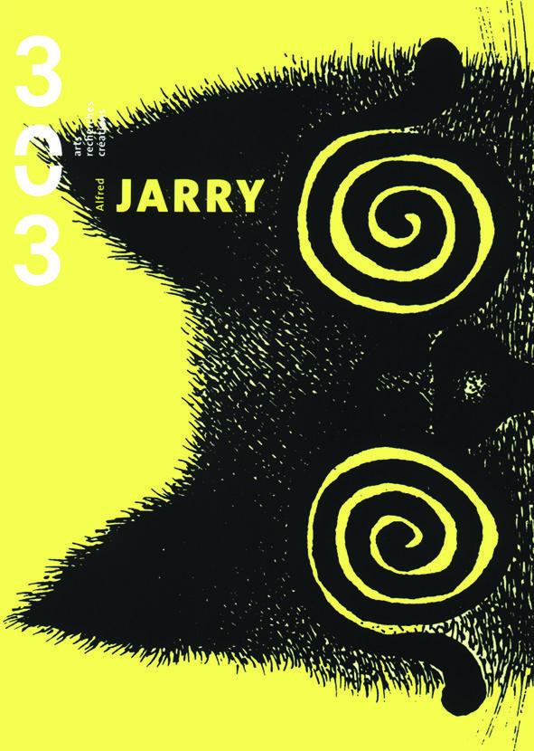 Revue 303 -N° 95 - Alfred Jarry - A l'occasion du centenaire de la mort d'Alfred Jarry, la revue 303 rend hommage à cet écrivain. Fantasque et provocant, il a révolutionné le monde littéraire de la fin du XIXe siècle en créant le Père Ubu, le docteur Faustroll et la 'Pataphysique. Il est temps de redécouvrir son œuvre et de le considérer pour ce qu'il a toujours été : un artiste à part entière.  http://revue303.com