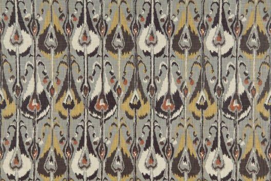 Ikat Bands - Robert Allen Fabrics Greystone