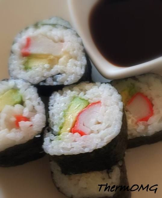 Perfect Sushi — ThermOMG