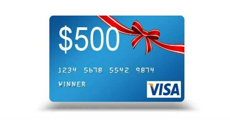 Sonyas Happenings ~   Enter To Win a $500 Visa Prepaid Gift Card ~ #Sweeps Ends 11-24