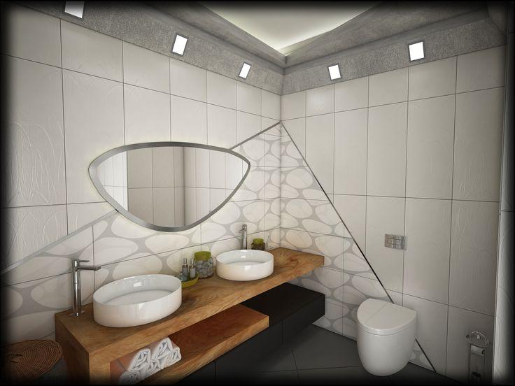 yaşam alanı lavabo banyo