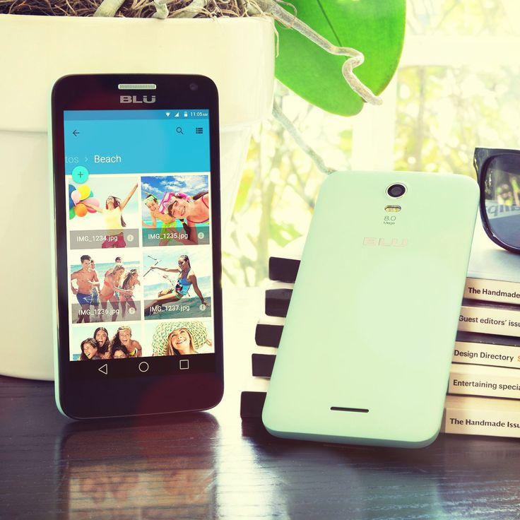 """Hermoso celular de Blu Studio C de 5"""" y Cámara de 8MP para compartir los mejores momentos ;)  #Tpido #Ofertas #Smartphone #Celular #RepublicaDominicana"""