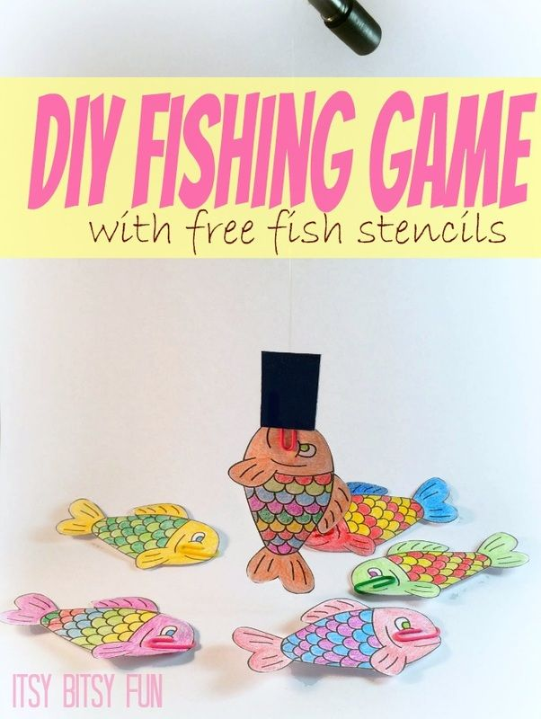 Fish Games For Kids