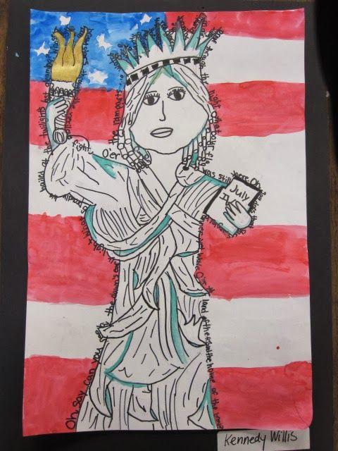 Lake and Hartville Elementary Art: 5th Grade