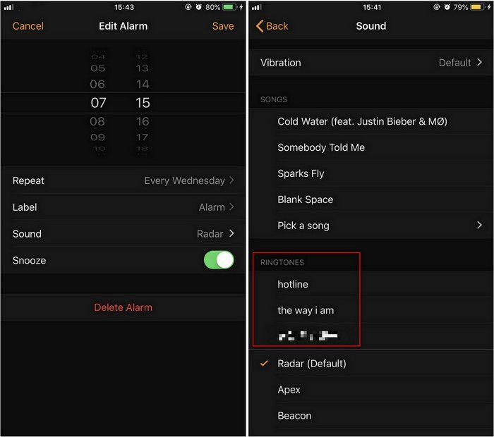 2 maneras mejores de usar música de Spotify como alarma de