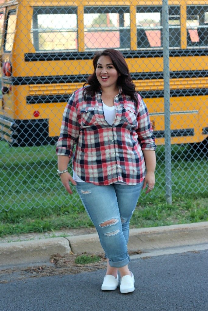 Plus Size Outfit