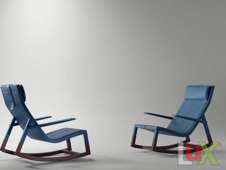 POLTRONA Modello DON'DO Rocking armchair, Rocking chair
