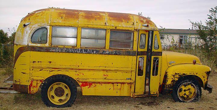 school bus campers for sale | Rat Rod Sales Your source for Rat Rod Sales!