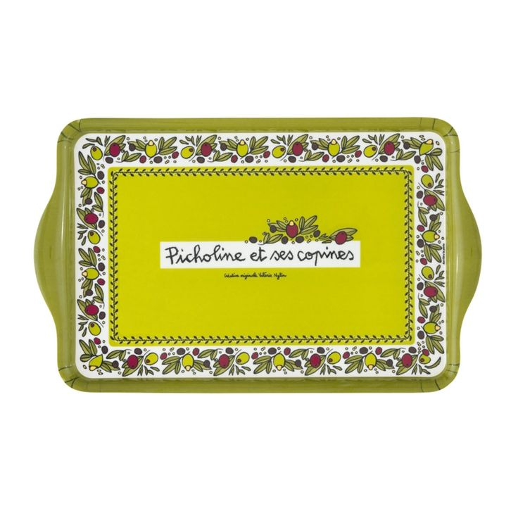 "Plateau ""Roco picholine"" - DLP - Valérie Nylin"