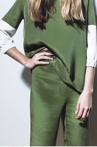 Easy silk shirt MIASO'
