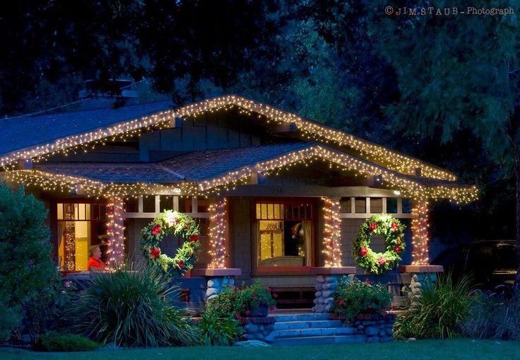 Bungalow Christmas by Jim Staub
