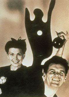 Чарльз и Рэй Эймс. Charles Ormand Eames & Ray Eames