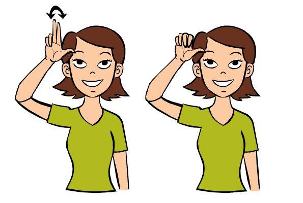 brush teeth   Teeth, Sign language   Sign Language For Baby Teeth