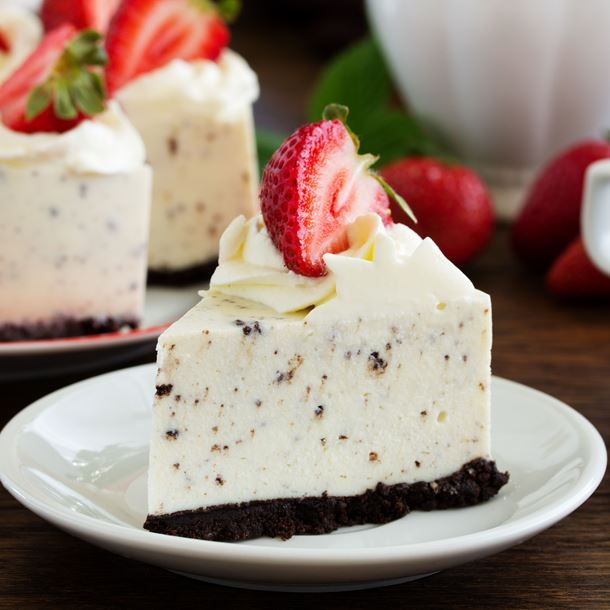 Cheesecake au mascarpone et Oreo®