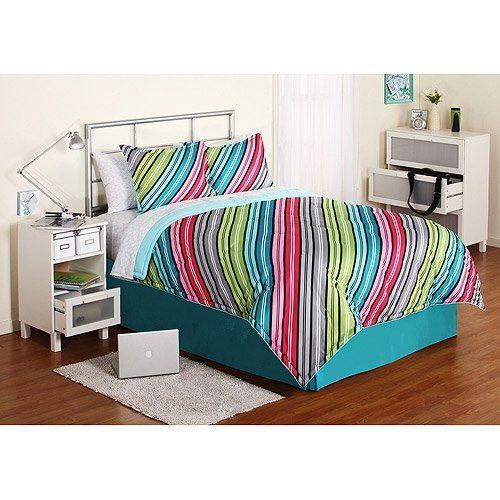 Twin 6-pieces Your Zone Electra Stripe Reversible Bedding Set Your Zone http://www.amazon.com/dp/B00IZOPAWG/ref=cm_sw_r_pi_dp_6ZLdvb0ARN1RB