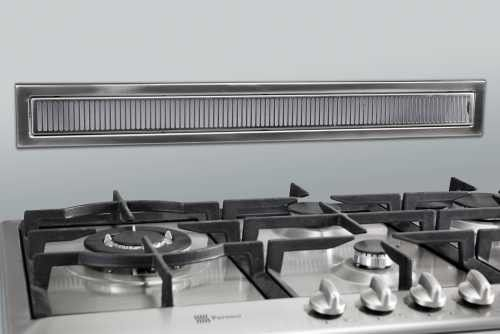 Parmco PDD-9-IW 900mm In-wall Downdraft