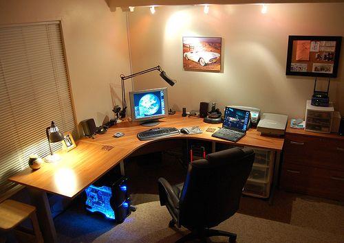 Best 25+ Gaming Computer Desk Ideas On Pinterest | Gaming Computer, Gaming  Computer Setup And Computer Desk For Gaming