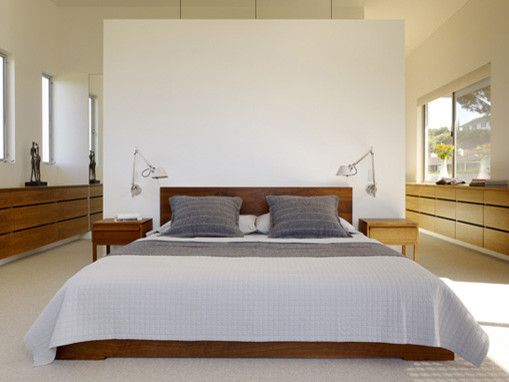 Divider Headboard Design, Pictures, Remodel, Decor And Ideas · Wall  DividersDivider ...
