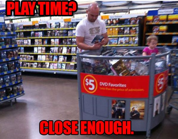 Walmart Dad FAILS