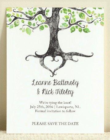10 Convites para casamento no campo - Salve a Noiva