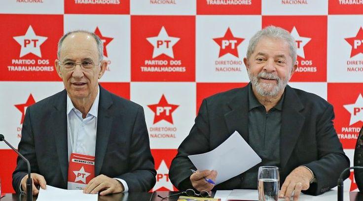 Lula aceitará ser presidente nacional do PT