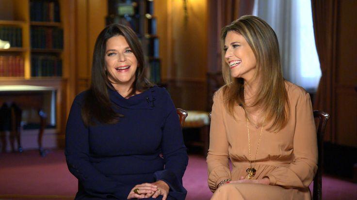 Savannah Guthrie, Hoda Kotb reveal how their sisters helped them through hard times