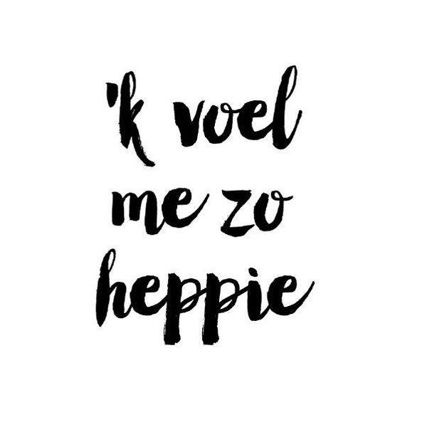 Feeling happy, www.instawall.nl ☆