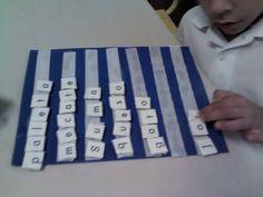 Ocho formas de aprovechar el alfabeto móvil | Recursos para maestros de apoyo