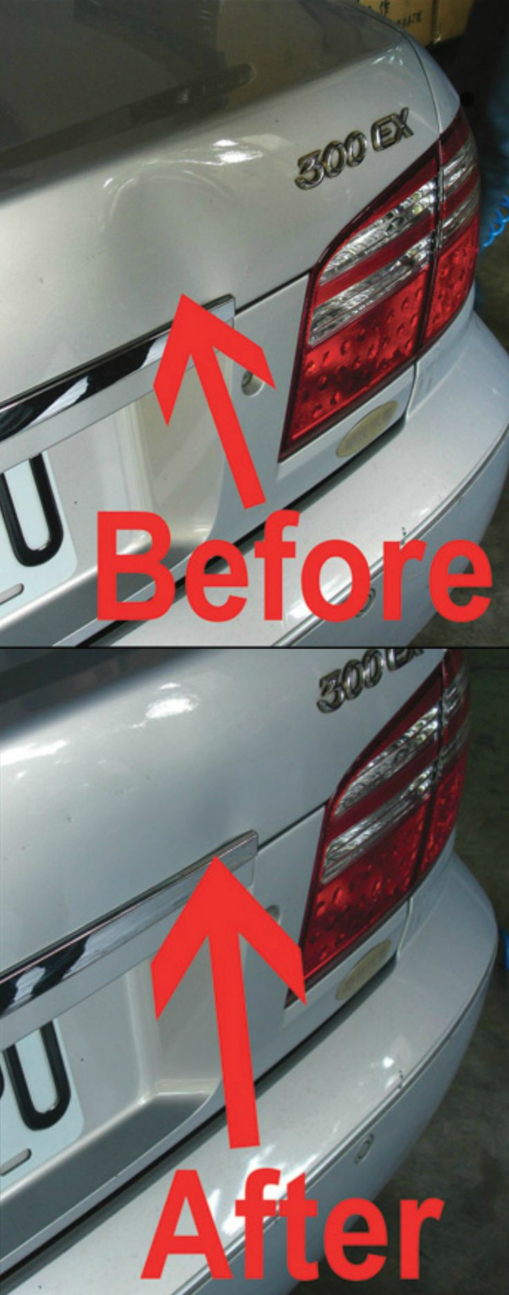 Do you have a car dent? Pull it out yourself with the pneumatic dent puller and save money!