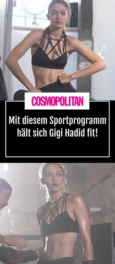 Model of the Moment: Für Gigi Hadid geht's gerade richtig rund!