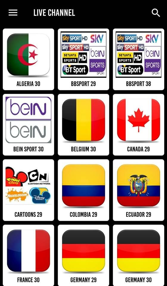 Pin by stor on IPTV | Sports channel, Channel, Android apk