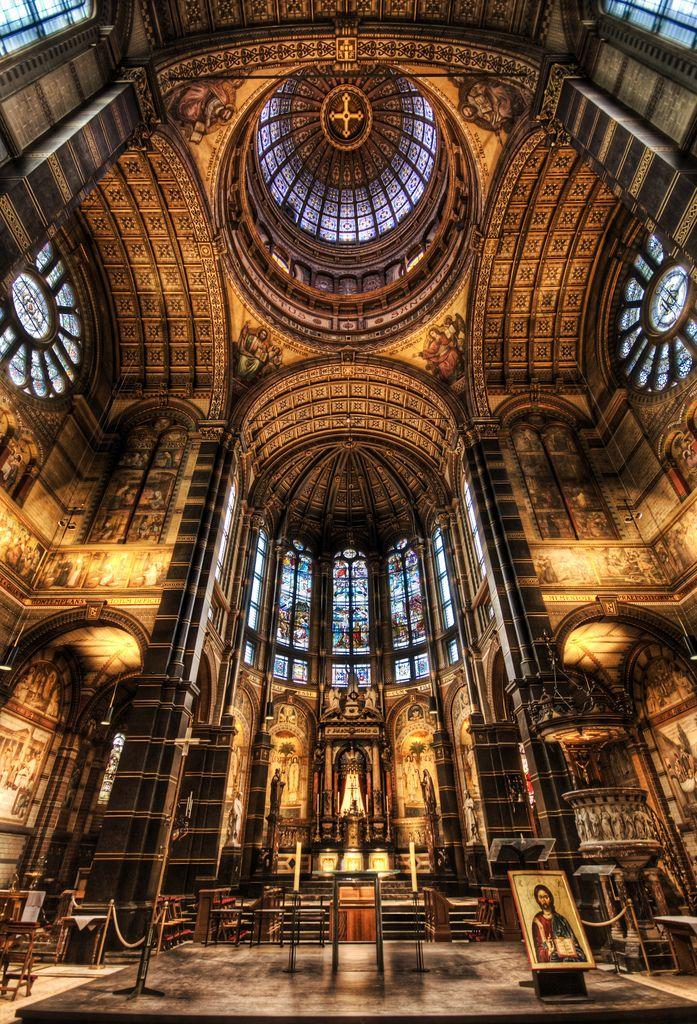 St.Nicolaaskerk Church, Jordaan, Amsterdam, North Holland