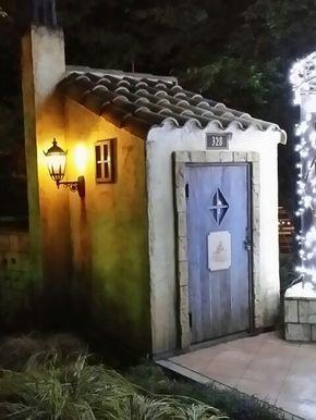星の王子さまの可愛い小屋 こつこつ手作り・・ガーデニング (^^)v                              …
