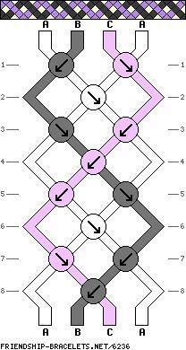 Easy DNA Strand Science Friendship Bracelet Tutori…