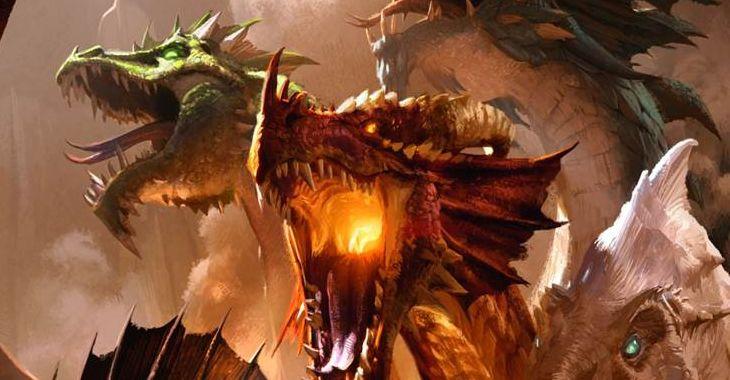Dragon Masks – Tyranny of Dragons