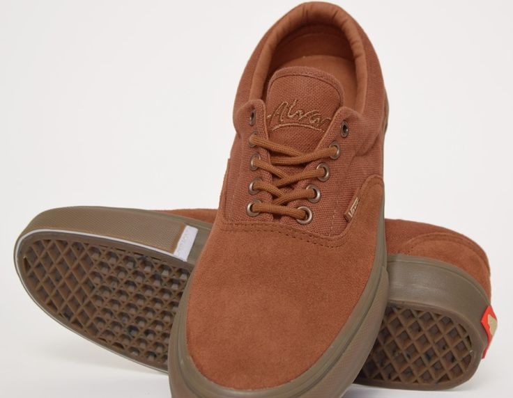 #Vans Era Pro Alva Brown/Gum #sneakers