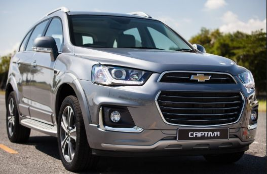 2018 Chevrolet Captiva Specification,Performance, And Release Date