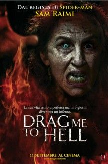 Kara Büyü – Drag Me To Hell Türkçe Dublaj izle